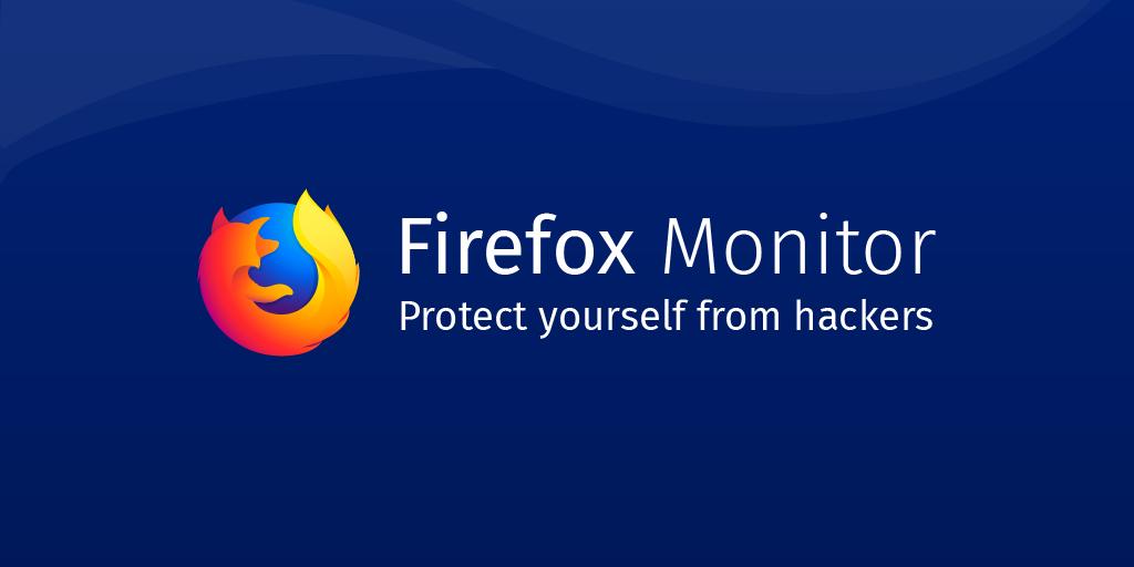 Mozilla muuten julkaisi viime syksynä kehittämänsä uudenlaisen Firefox Monitor -palvelun, joka lähettää varoituksen, jos salasanat ja tiedot ovat vuotaneet ulos.