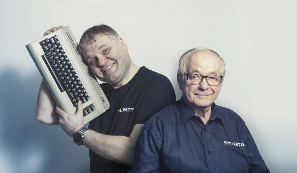 Sollertis on IT- ja digimarkkinointiyritys