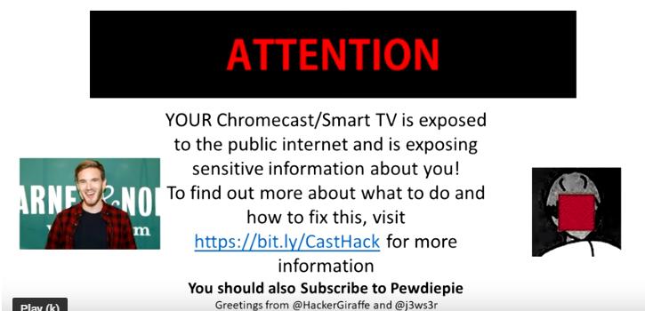 TV-käyttäjät voivat suojautua urkinnalta.